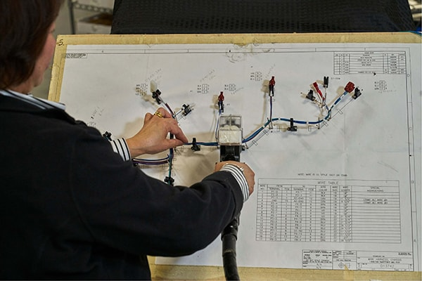 custom wire harness design & production | jem electronics inc.  jem electronics inc.