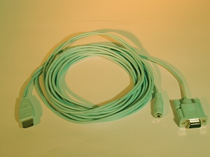 cable assembly for the medical industry