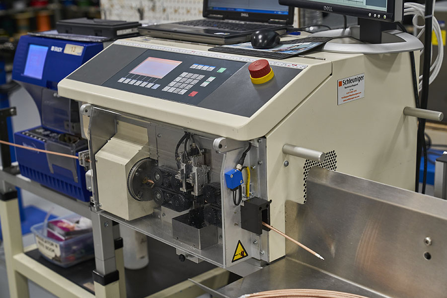 Automated Wire Processing Services | JEM Electronics Inc.