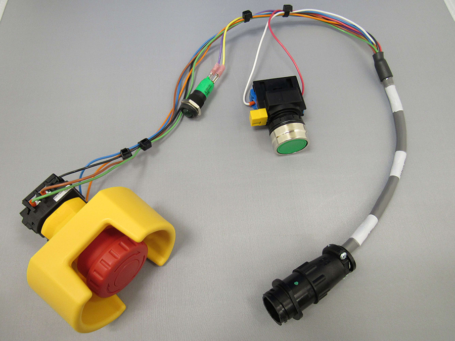 Custom Cable Assemblies : Custom harness cable assemblies jem electronics inc